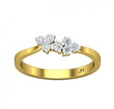 Diamond Ring 0.22 CT / 2.06 gm Gold