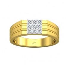 Diamond Ring for Men 0.36 CT / 6.75 gm Gold