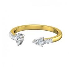 Diamond Ring 0.24 CT / 2.00 gm Gold