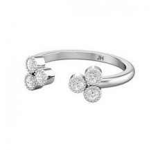 Diamond Ring 0.15 CT / 1.70 gm Gold