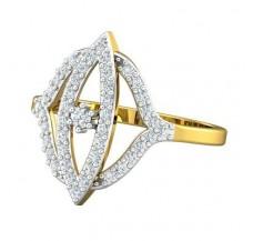 Diamond Ring 0.47 CT / 3.05 gm Gold